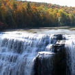 Facebook Cover Letchworth Falls