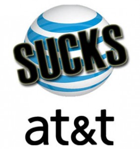 Sometimes, I Really Hate AT&T