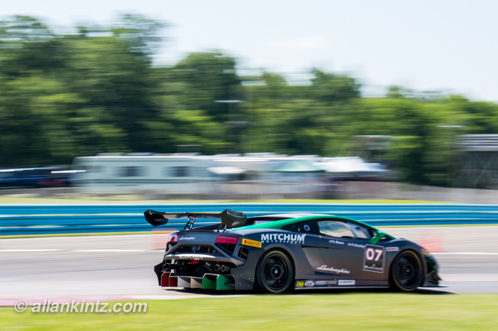Got to see Lamborghini's at WGI this year. Love the diffuser detail.