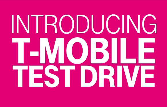 Testing T-Mobile's Test Drive
